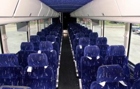 Charter Bus in Denver